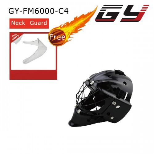 first class field hockey goalie helmet with good protection